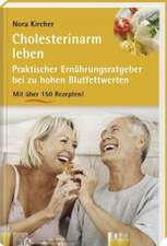 Cholesterinarm leben
