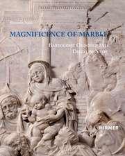 Magnificence of Marble: Bartolomé Ordóñez and Diego de Silóe