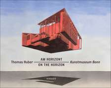 Thomas Huber: On The Horizon