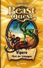 Beast Quest 10. Vipero, Fürst der Schlangen