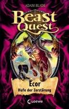 Beast Quest 20. Ecor, Hufe der Zerstörung