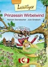 Lesetiger - Prinzessin Wirbelwind