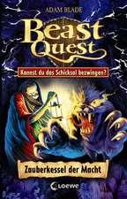 Beast Quest - Zauberkessel der Macht