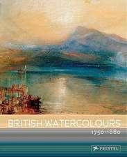 British Watercolours, 1750-1880