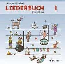 Liederbuch Grundschule. Lehrer-CD 1