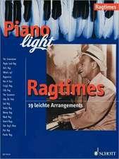 Ragtimes. Klavier.