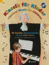 Classical Music for Children:  15 Pieces for Flute/Violin (Fiddle) and Piano