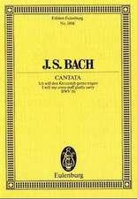 Kantate Nr. 56 (Kreuzstab-Kantate; Dominica 19 post Trinitatis)