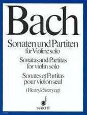 Sonaten und Partiten