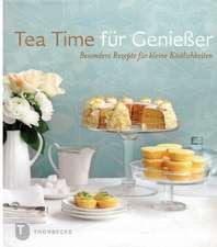 Tea Time für Genießer