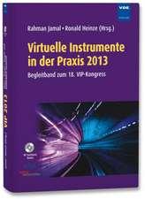 Virtuelle Instrumente in der Praxis 2013