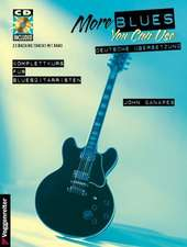 More Blues you can use. Mit CD