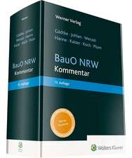 Gädtke, BauO NRW - Kommentar