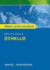 Othello von William Shakespeare.