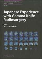 Japanese Experience with Gamma Knife Radiosurgery