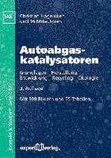 Autoabgaskatalysatoren