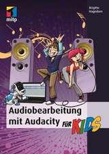 Audiobearbeitung mit Audacity®