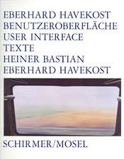 User Interface:  Paintings and Drawings 1932-1960