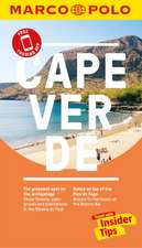Cape Verde Marco Polo Pocket Guide