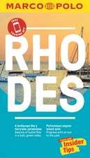Rhodes Marco Polo Pocket Guide
