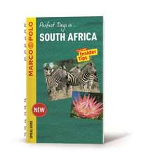 Perfect Days in South Africa Marco Polo Spiral Guide