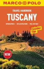 Tuscany Marco Polo Handbook