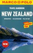 New Zealand Marco Polo Handbook