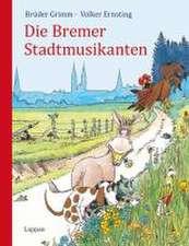 Die Bremer Stadtmusikanten. Türkisch