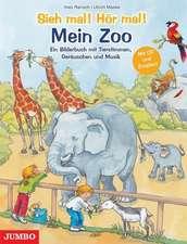 Sieh mal! Hör mal! Mein Zoo / Buch mit CD