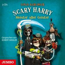 Scary Harry 03. Meister aller Geister