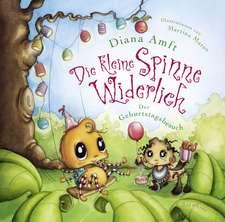 Die kleine Spinne Widerlich 02 - Der Geburtstagsbesuch (Mini-Ausgabe)