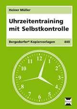 Uhrzeitentraining mit Selbstkontrolle