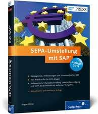 SEPA-Umstellung mit SAP