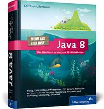 Java SE 8 Standard-Bibliothek