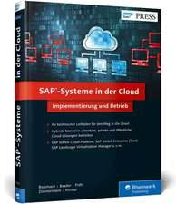 SAP-Systeme in der Cloud