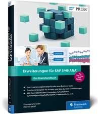 Erweiterungen für SAP S/4HANA