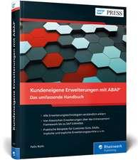 Kundeneigene Erweiterungen mit ABAP
