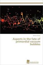 Aspects in the Fate of Primordial Vacuum Bubbles:  Readiness for Peaceful Solution