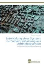 Entwicklung Eines Systems Zur Verkehrserfassung Aus Luftbildsequenzen:  Trimerbildung & Funktion