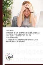 Intérêt d'un extrait d'Isoflavones sur les symptômes de la ménopause