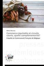 Commerce équitable et circuits courts, quelle complémentarité?
