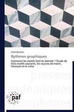 Rythmes graphiques