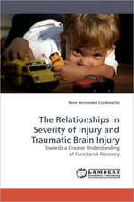 The Relationships in Severity of Injury             and Traumatic Brain Injury