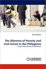 The Dilemma of Poverty and Civil Unrest in the Philippines