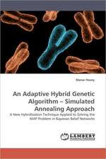 An Adaptive Hybrid Genetic Algorithm - Simulated Annealing Approach