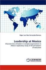 Leadership at Mexico