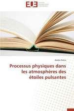 Processus Physiques Dans Les Atmospheres Des Etoiles Pulsantes:  Mythe Ou Realite?