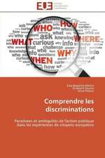 Comprendre Les Discriminations:  Un Paysage Culturel a Valoriser