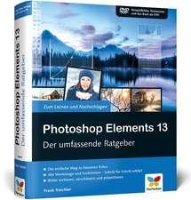 Photoshop Elements 13 inkl. DVD