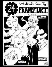 24hComic zur Frankfurter Buchmesse 2011